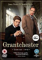 Grantchester - Series 2 [DVD] [2015]