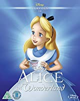 Alice in Wonderland (1951) (Limited Edition Artwork Sleeve) [Blu-ray]