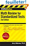 CliffsNotes Math Review for Standardi...