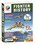 Fighter History 3D Jigsaw Puzzle, 92 Pieces by 3d Puzzle Place