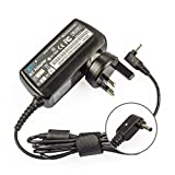 (Delivery in 3-5 days)Tomeasy® 40W Samsung Charger AC Adapter Power Supply For Samsung Ultrabook 530U3B 530U3C 535U3C NP530U3B NP530U3C NP535U3C 900X3A NP900X3B 900X1B XE700T1A NP-NS310 AD-4019P AD-4019W AA-PA2N40S AA-PA2N40L AA-PA3NS40/E,19V 2.1A Samsun
