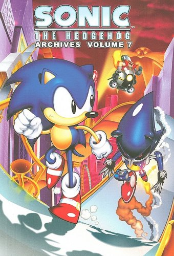 Sonic The Hedgehog Archives Volume 7