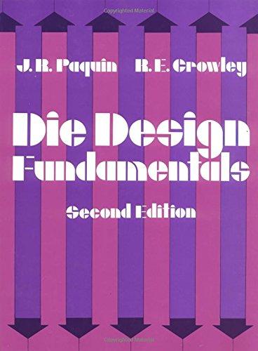 Die Design Fundamentals (Die Making compare prices)