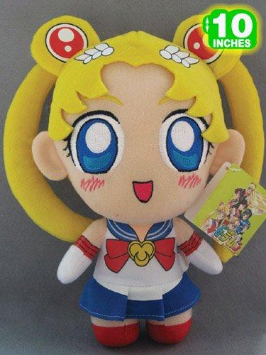 Sailor Moon: Cute Sailor Moon 10-inch Plush image