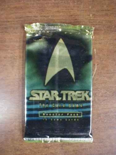 Star Trek the Card Game Booster Pack - 1