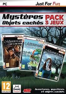 Mystery Places : les Mystères du Parc fantôme + l'Odyssée du Shaman + les Mystères de la Couronne rouge