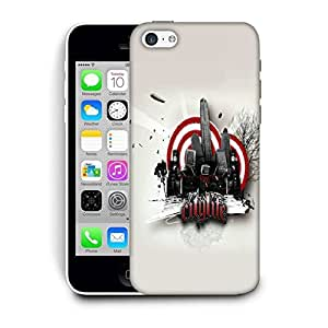 Snoogg Citylife Printed Protective Phone Back Case Cover For Apple Iphone 6 / 6S