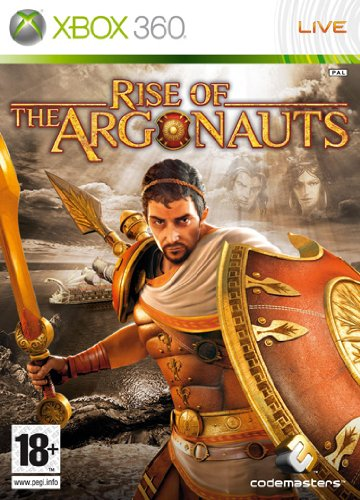 Rise of the Argonauts- Xbox 360- NEW (Euro Version)