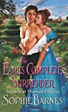 The Earl's Complete Surrender: Secrets at Thorncliff Manor	 by  Sophie Barnes in stock, buy online here