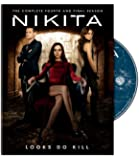 Nikita: Complete Fourth & Final Season [DVD] [Region 1] [US Import] [NTSC]