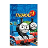 Thomas the Tank Engine party pack, balloons, tableware, napkins