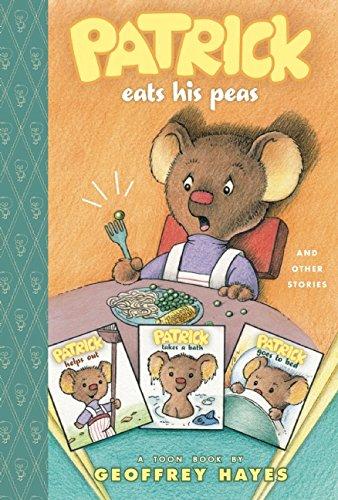 Patrick Eats His Peas HC (Toon Books)