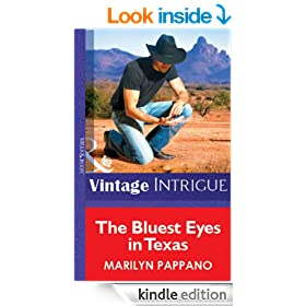 The Bluest Eyes in Texas (Mills & Boon Vintage Intrigue) (Mills & Boon Romantic Suspense)