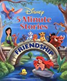 Disney 5-Minute Stories: Friendship