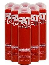 Scratch & Dent: <br />Case of 6 Fat Hair Conditioner (Original Formula)