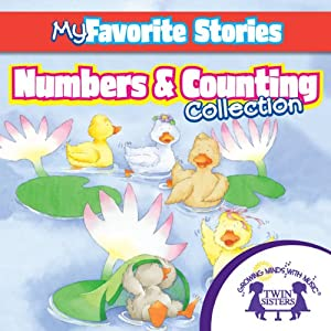 Kids Favorite Stories: Numbers & Counting Collection | [Kim Mitzo Thompson]