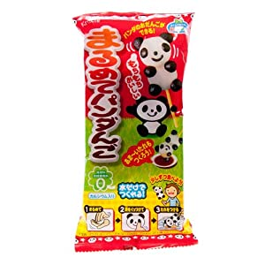 Japan Kracie Marumete Pandango Marumete Pandango DIY candy Happy Kitchen