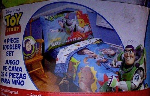 Toy Story Comforter Set front-757658