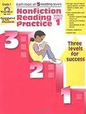 Nonfiction Reading Practice, Grade 1