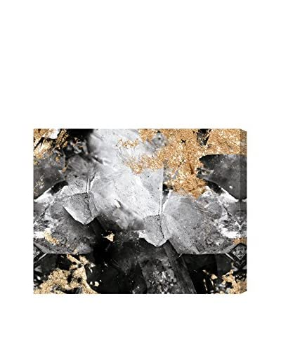 Oliver Gal Diamond Crystals Canvas Art