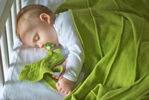 Imagen 4 de Baby's Only 111114 - Edredón, color turquesa [tamaño: 130x100cm]