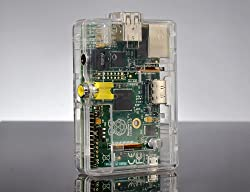 SB Raspberry Pi Case (Clear)
