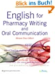 English for Pharmacy Writing and Oral...