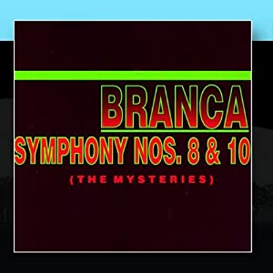 Symphony Nos. 8 & 10 (The Mysteries)