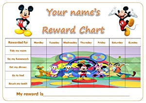 Potty Training Reward Chart Amazon