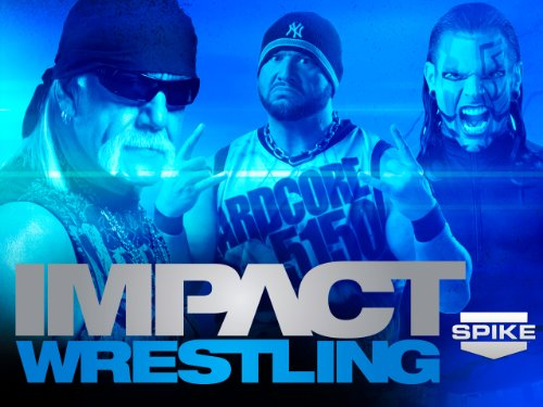 Impact Wrestling 1/2/2014
