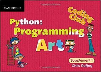 Coding Club Level 1 Python: Programming Art