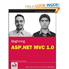 Beginning ASP.NET MVC 1.0