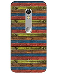 Wood Shades case for Moto X Play