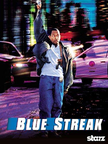 Amazon Com Blue Streak Martin Lawrence Luke Wilson