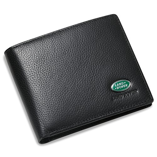 land-rover-bifold-wallet-with-3-credit-card-slots-and-id-window-genuine-leather