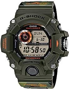 "buy Casio G-Shock ""Men In Camouflage Rangeman"" Gw-9400Cmj-3Jr Japan Import"