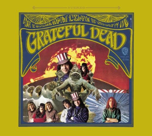 The Grateful Dead artwork