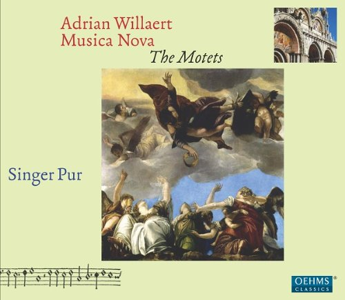 Buy Musica Nova - The Motets From amazon