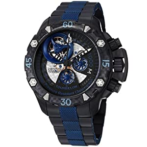 Zenith Men's 96.0529.4035/51.M Defy Xtreme Tourbillon Titanium Chronograph Watch