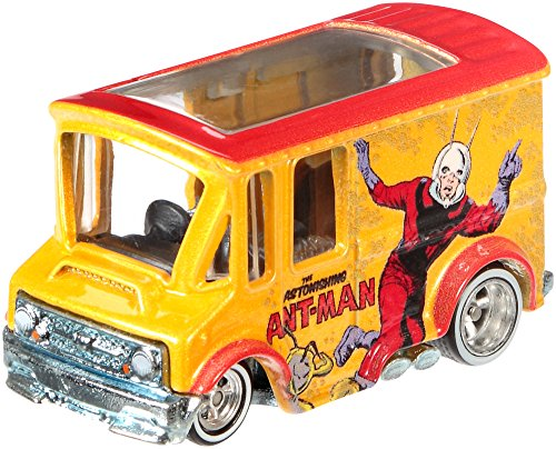Hot Wheels Pop Culture Collection Marvel Die-Cast Vehicle (6-Pack) JungleDealsBlog.com