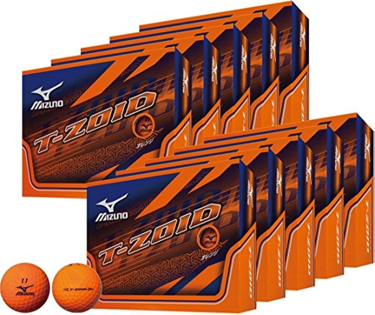 [해외] MIZUNO(미즈노) 골프 볼 티・조이드 10다스(120개 들이) 유니섹스 5NJBH52340120P 오렌지