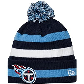 Tennessee Titans New Era NFL Sport Cuffed Knit Hat by New Era