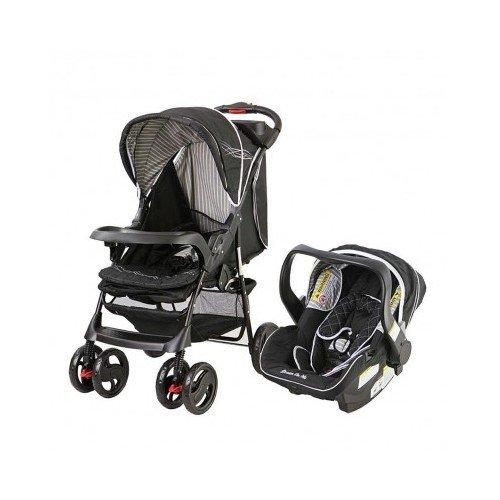Dream On Me Wanderer Infant Car Seat And Car Seat Carrier Stroller Travel System (Black) front-899041