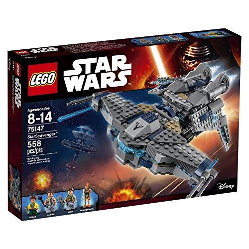 LEGO-Star-Wars-StarScavenger-558PCS-Playsets-Building-Toys