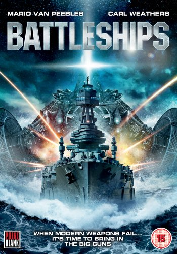 Battleships (not Universal Pictures 2012 cinema release) [DVD]