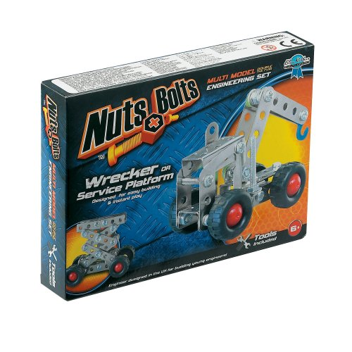 Nuts & Bolts Series 1-Wrecker and Service Platform
