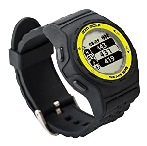 IZZO Swami Watch Golf GPS (New and Improved) Athletics, Exercise, Workout, Sport, Fitness