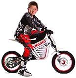 Kuberg Cross Electric Offroad Motocross Bike, 23-Inch image