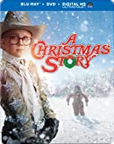 A Christmas Story - 30th Anniversary SteelBook Edition [Blu-ray + DVD] (Bilingual)