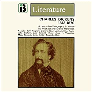 Charles Dickens: The Writers Series (Dramatised) | [Michael Hardwick, Mollie Hardwick]